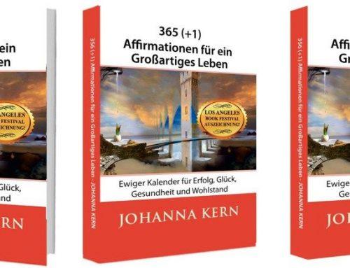 365 (+1) Affirmationen für ein großartiges Leben – lies ein fragment des Buches kostenlos
