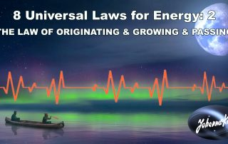 Infinity and The Law Of Originating & Growing & Passing