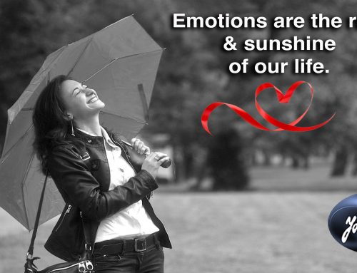 Simple Steps to Dealing  With Our Emotions.