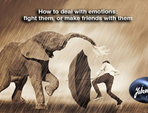 How to Deal With Emotions: Fight Them, Or Make Friends With Them?