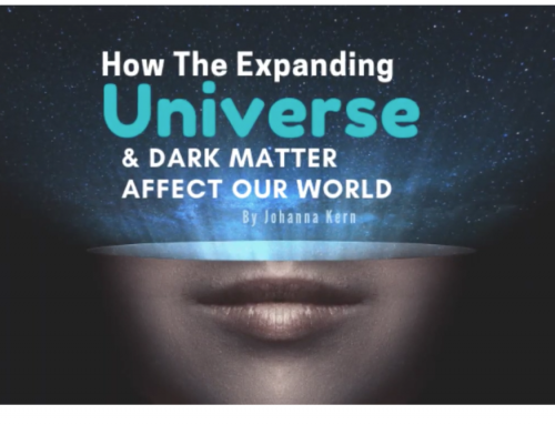 The Expanding Universe and Dark Matter Are Affecting the Current Situation In Our World – OMTimes article by Johanna Kern