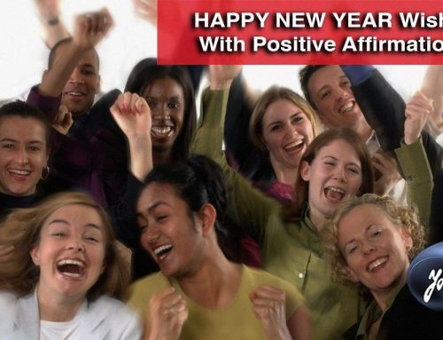 ❄ Happy New Year Wishes With Positive Affirmations ❄ To Share With Your Family & Friends ❄