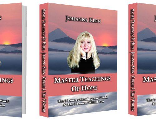 MASTER TEACHINGS OF HOPE – Volume 1 – Read Free Fragment