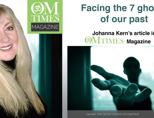 Facing the 7 Ghosts of Our Past – Johanna Kern's article in OMTimes Magazine