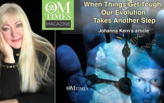 When things get tough - Johanna Kern