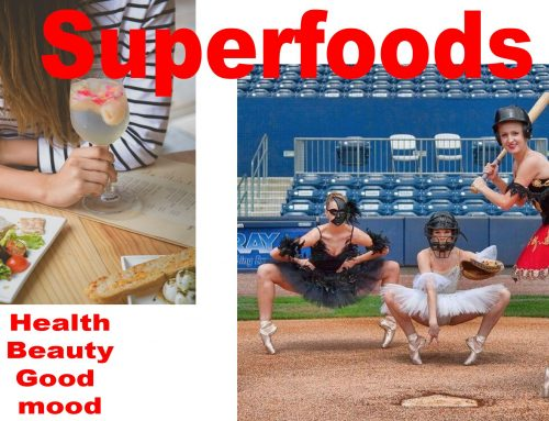 The Raw Power of Superfoods – Johanna Kern's article in The Edge Magazine