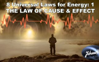 The Law Of Cause & Effect in the field of Energy