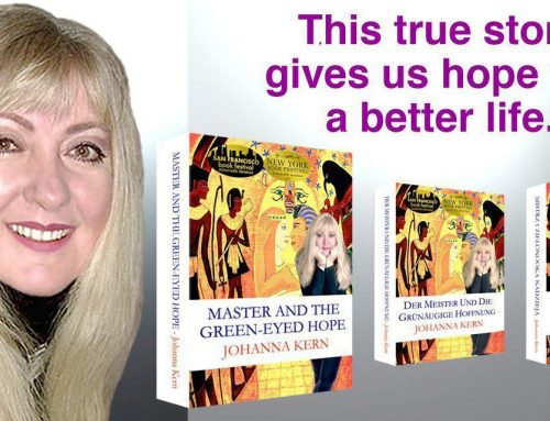 Powerful knowledge of an ancient Master in Johanna Kern's book – news release