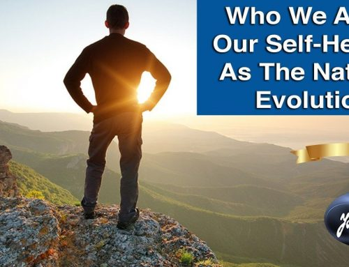 Who We Are & Our Self-Healing Process As The Natural Evolution.